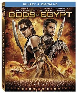 Gods Of Egypt édition Simple