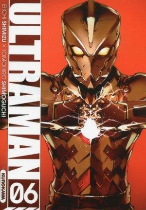 Ultraman # 6
