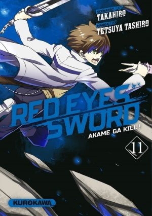 Red Eyes Sword - Akame ga Kill ! #11
