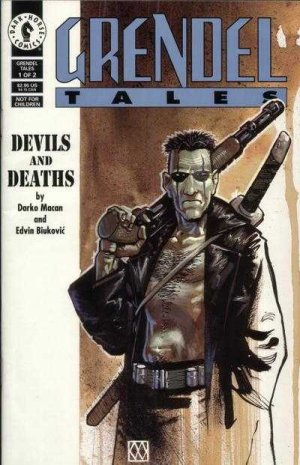 Grendel Tales - Devils and Deaths édition Issues (1994)