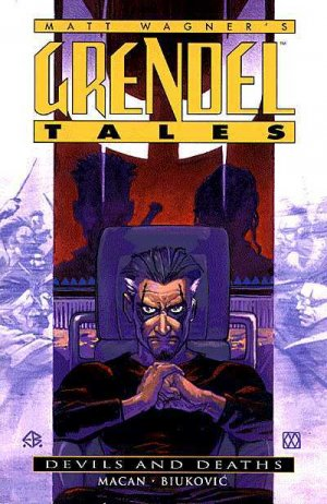 Grendel Tales - Devils and Deaths édition TPB softcover (souple)
