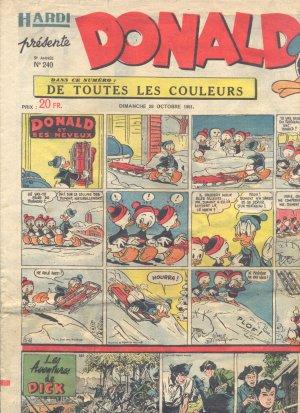 Hardi présente Donald édition Simple