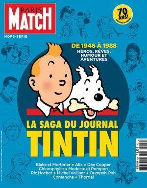 La saga du journal Tintin édition Hors série