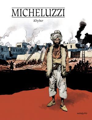L'homme du Khyber édition Réédition
