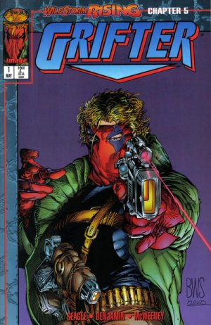 Grifter édition Issues V1 (1995 - 1996)