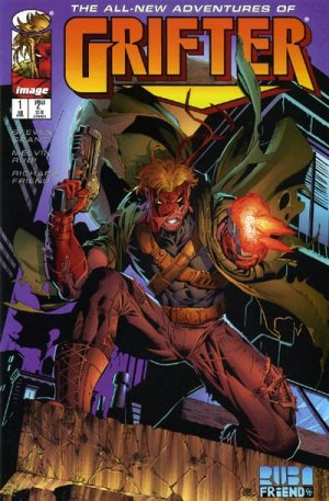 Grifter édition Issues V2 (1996 - 1997)