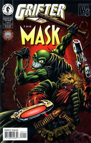 Grifter and the Mask édition Issues (1996)