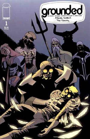 Grounded # 1 Issues (2005 - 2006)