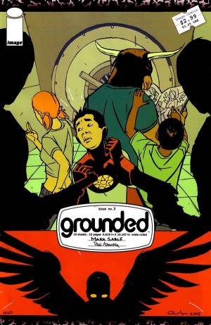 Grounded # 3 Issues (2005 - 2006)