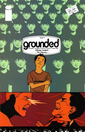 Grounded # 4 Issues (2005 - 2006)