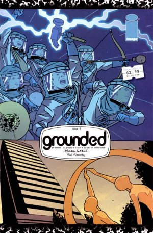 Grounded # 5 Issues (2005 - 2006)
