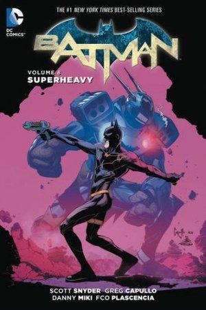Batman # 8 TPB softcover (souple) - Issues V2 - DC Comics