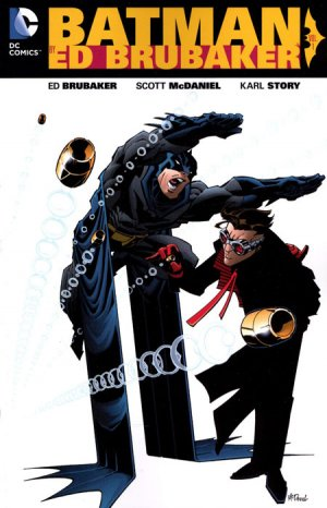 Batman By Ed Brubaker édition TPB softcover (souple)