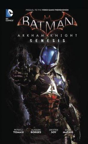 Batman - Arkham Knight - Genesis édition TPB softcover (souple)