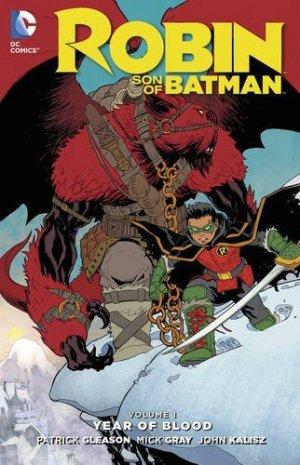 Robin - Fils de Batman édition TPB softcover (souple)