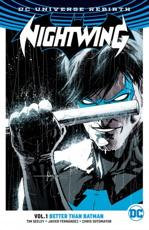Nightwing édition TPB softcover (souple) - Issues V4 - Partie 1