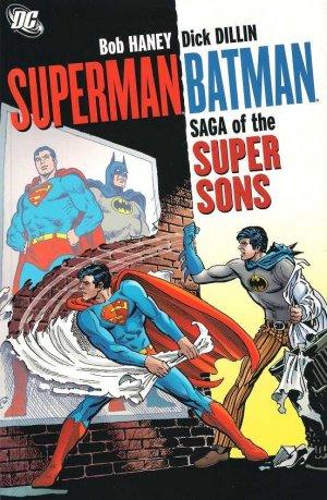 Superman / Batman - Saga of the Super Sons édition TPB softcover (souple) 2007