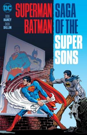 Superman / Batman - Saga of the Super Sons édition TPB softcover (souple) 2016
