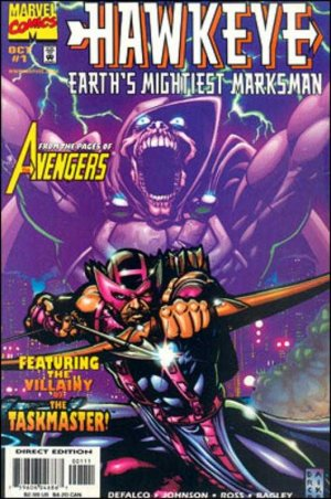 Hawkeye - Earth's Mightiest Marksman édition Issues (1998)