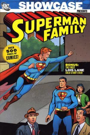 Showcase presents - Superman Family édition TPB softcover (souple)