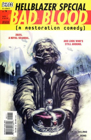 Hellblazer Special - Bad Blood édition Issues (2000)