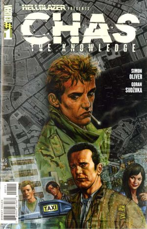 Hellblazer Special - Chas édition Issues (2008 - 2009)