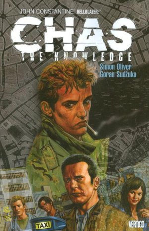 Hellblazer Special - Chas édition TPB softcover (souple)