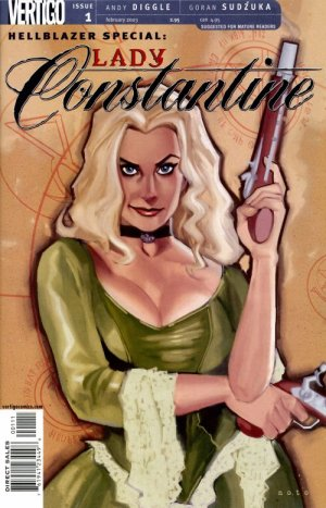 Hellblazer Special - Lady Constantine édition Issues (2003)