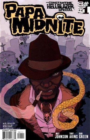 John Constantine Hellblazer Special - Papa Midnite édition Issues (2005)