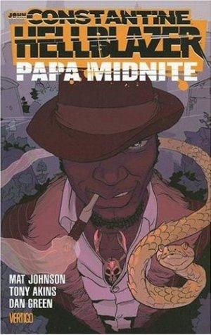 John Constantine Hellblazer Special - Papa Midnite édition TPB softcover (souple)