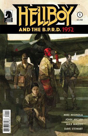 Hellboy and the B.P.R.D. édition Issues (2014 - 2015)