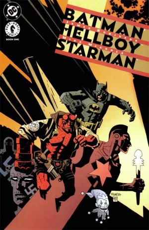 Batman / Hellboy / Starman # 1 Issues (1999)
