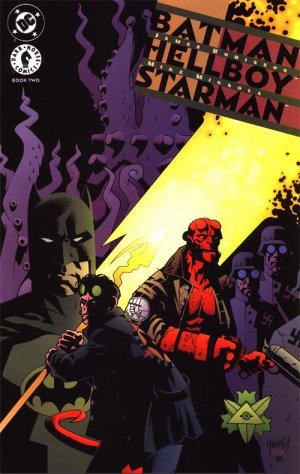 Batman / Hellboy / Starman # 2 Issues (1999)