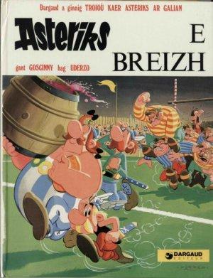 Astérix édition Breton