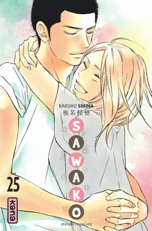couverture, jaquette Sawako 25  (kana)