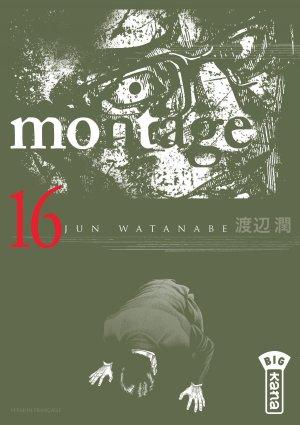couverture, jaquette Montage 16  (kana)