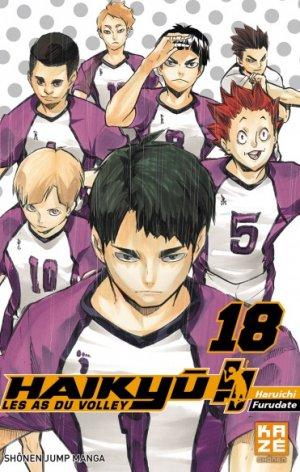 Haikyu !! Les As du Volley # 18