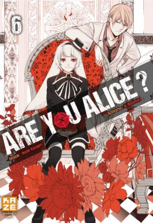 Are You Alice? # 6