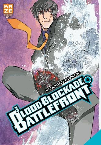 Blood Blockade Battlefront T.4