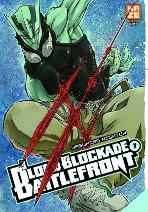 Blood Blockade Battlefront T.7