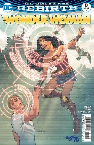 Wonder Woman # 10 Issues V5 - Rebirth (2016 - 2019)