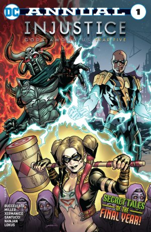 Injustice - Gods Among Us Year Five édition Issues - Annuals (2016)