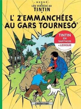 Tintin (Les aventures de) édition Sarthois