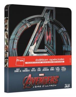 Avengers : L'ère d'Ultron édition Steelbook