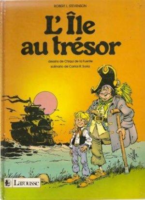 L'île au trésor, de Robert Louis Stevenson édition Simple