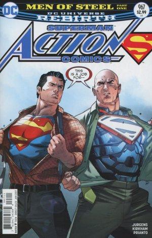Action Comics # 967