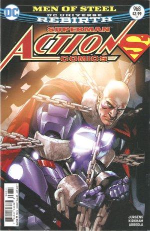 Action Comics # 968