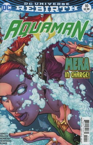 Aquaman # 10 Issues V8 (2016 - Ongoing) - Rebirth
