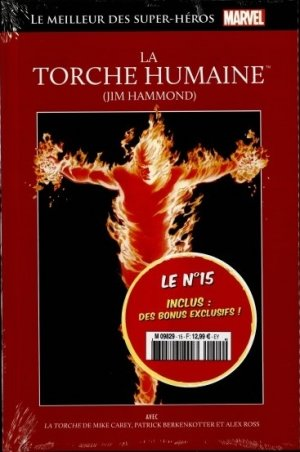 The Torch # 15 TPB hardcover (cartonnée)