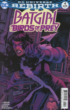 Batgirl and the Birds of Prey # 4 Issues V1 (2016 - 2018)